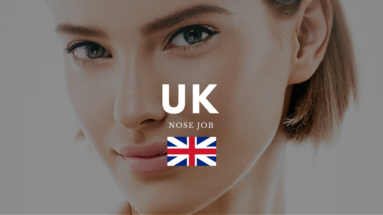 Nose job UK