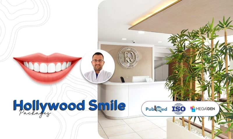 Hollywood Smile - Koray Dental Clinic