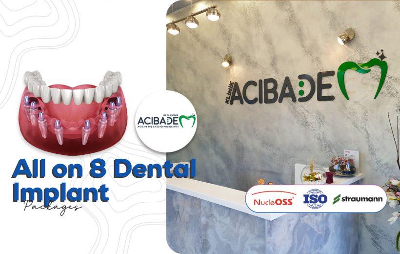 All On 8 Dental Implant