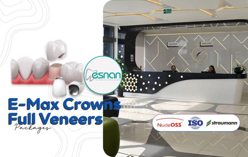 E-Max Crowns