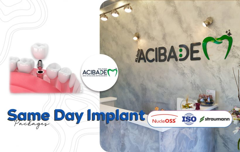 Same Day Implant