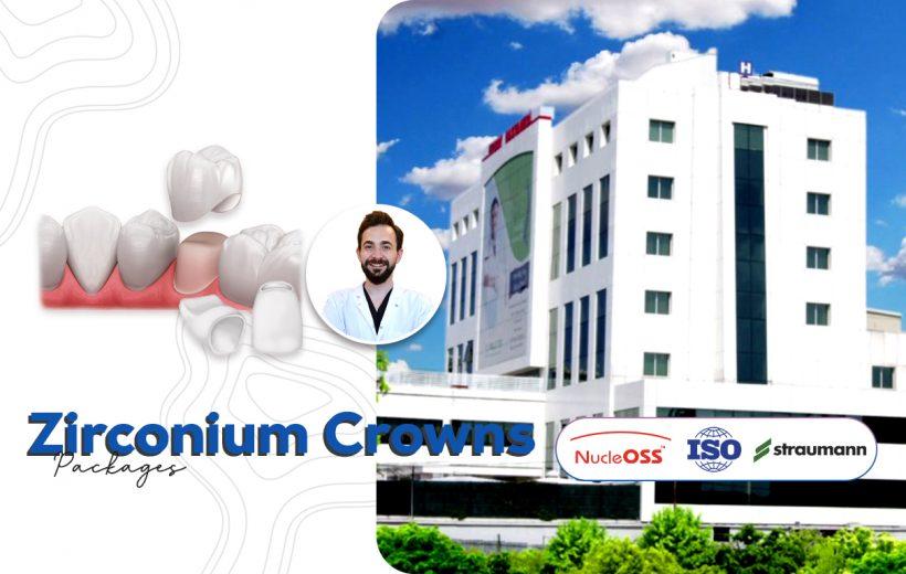 Zirconium Crowns